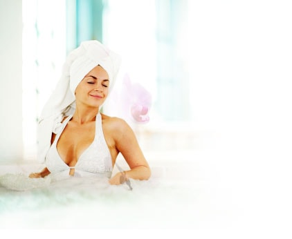 Seasonal Scrub and Soothe Spa Day for Two with Lunch