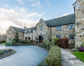 Tankersley Manor Hotel