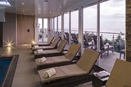 St Ives Harbour Hotel & Spa Loungers