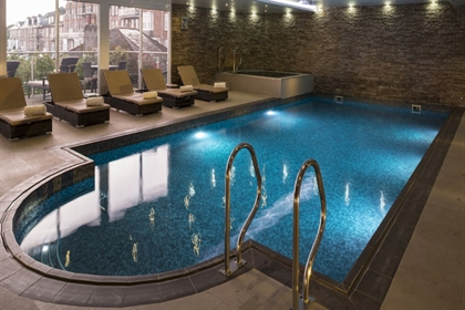 St Ives Harbour Hotel & Spa Pool
