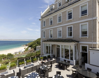 St Ives Harbour Hotel & Spa, St Ives