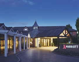 The Marriott Manchester Airport Hotel