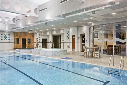 DoubleTree by Hilton Strathclyde Pool