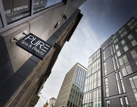 PURE Spa City of London