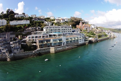 Salcombe Harbour Exterior