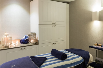 Salcombe Harbour Treatment Room