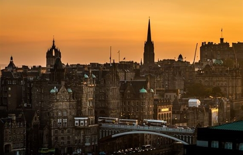 The best spa experiences: Edinburgh