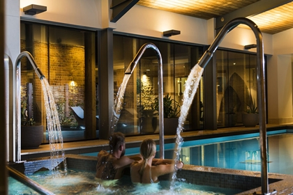 Hatherley Manor Hotel and Spa Hydrotherapy Pool