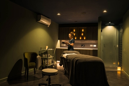Hatherley Manor Treatment Room