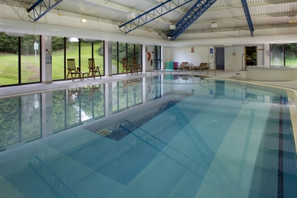 Spirit Health Club Gloucester Pool
