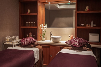 Telford Hotel & Golf Resort Dual Treatment Room