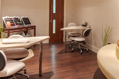 Telford Hotel & Golf Resort Nail Bar
