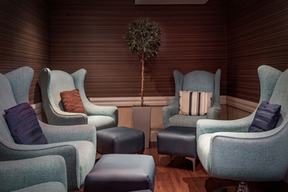 Telford Hotel & Golf Resort Relaxation Room