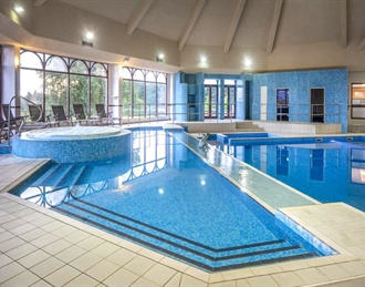 DoubleTree by Hilton Glasgow Westerwood Spa & Golf Resort, Glasgow