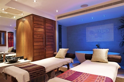 Rena Spa at Leonardo Royal Hotel London St Paul's Orchid Suite Treatment Room