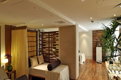 Rena Spa at Leonardo Royal Hotel London St Paul's Relaxation Lounge