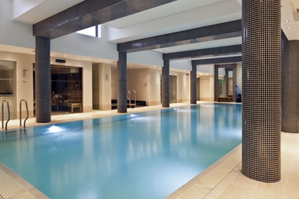 Rena Spa at Leonardo Royal Hotel London St Paul's Swimming Pool