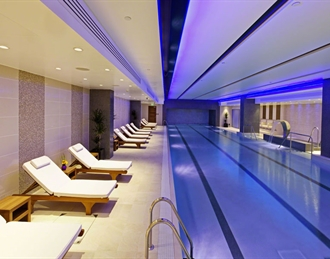 Rena Spa at Leonardo Royal London Hotel Tower Bridge, London
