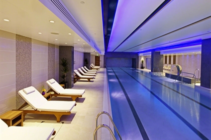 Rena Spa Tower Bridge Pool