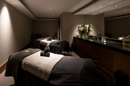 Intercontinental o2 Dual Treatment Room