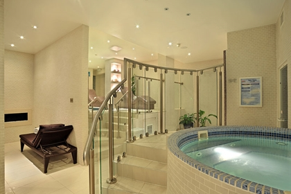 Spa at The Montcalm Jacuzzi