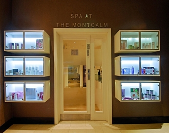 Spa at The Montcalm Hotel, Marble Arch
