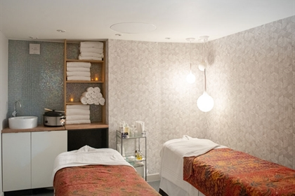 Pure Spa Waterloo Place Dual Treatment Room