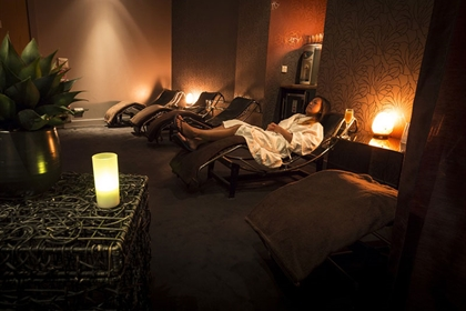 Pure Spa Croydon Relaxation Room