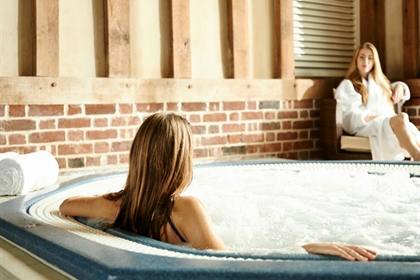 The Gainsborough Health Club and Spa Jacuzzi
