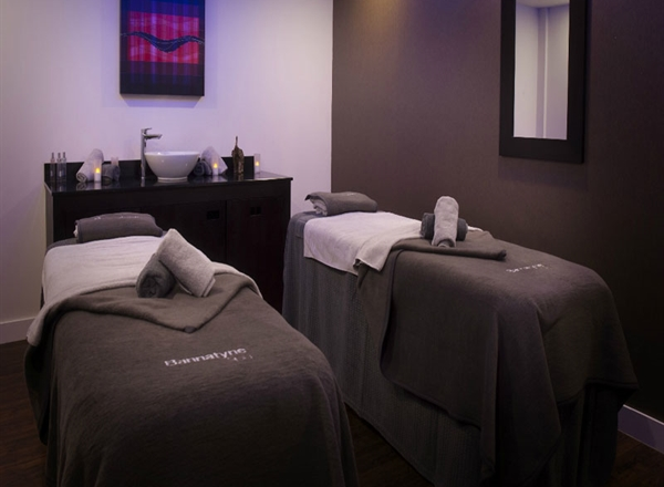 Spa and Share Spa Day for Two
