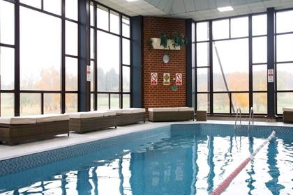 Barnham Broom Hotel Spa & Golf Pool