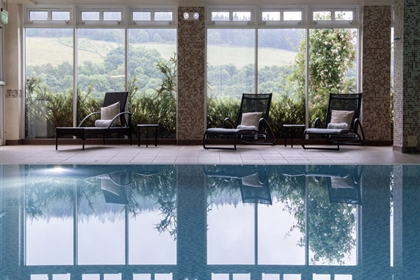 Cardrona Pool and Loungers