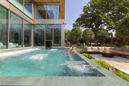 Cottonmill Spa at Sopwell House Outdoor Pool