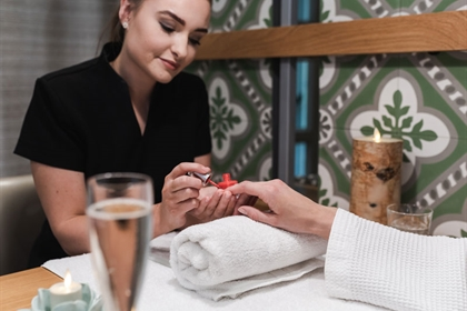 Calcot and Spa Manicure