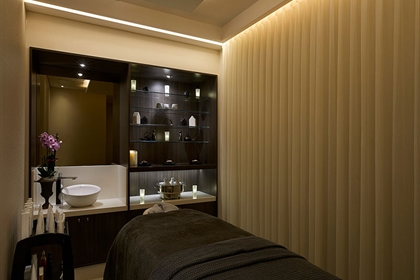 Landmark Spa and Health Club Treatment Room
