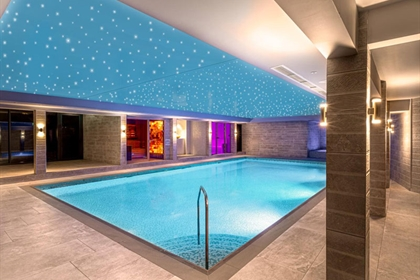 The Harrogate Spa Pool and Facilities