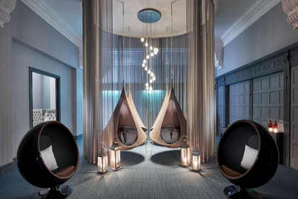 Rena Spa at The Midland Relaxation Room Pods
