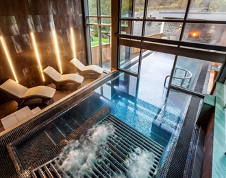 Langdale Hotel and Spa, Ambleside