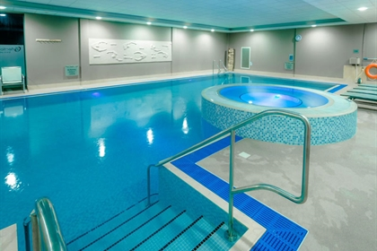 Delta by Marriott Hotel Nottingham Belfry Pool