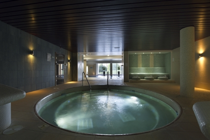 Bicester Hotel Golf and Spa Jacuzzi