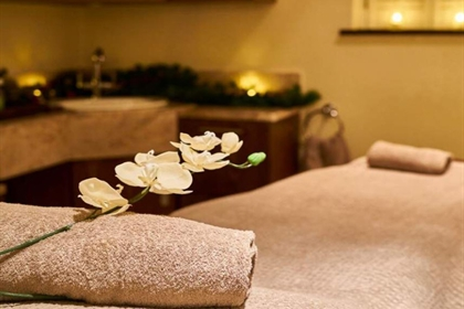 Tylney Hall Hotel Spa Towels