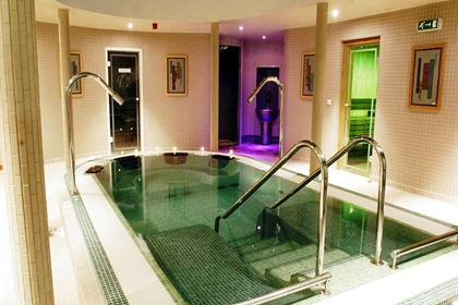 Ufford hydrotherapy pool