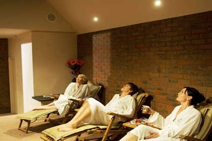 Ufford spa relaxation room