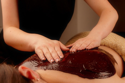 Bannatyne spa chocolate back massage 1