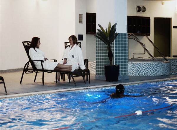 1 Night Blissful Spa Break