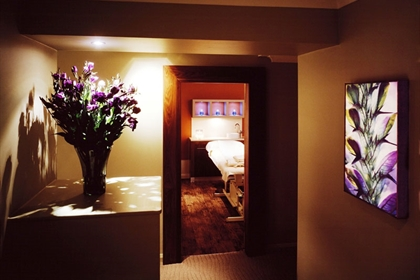 Grayshott spa treatment room