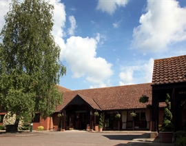 Barnham Broom Hotel Spa & Golf