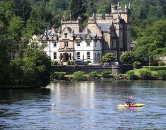 Cameron Spa on Loch Lomond, Alexandria