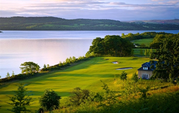 10 Amazing Spa Hotels For A Golf Break