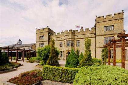 Slaley Hall exterior venue